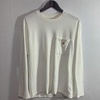ダントン(DANTON)のdanton ロンT M-L ホワイト 品番48(Tシャツ/カットソー(七分/長袖))