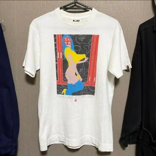 アベイシングエイプ(A BATHING APE)のちんかめ A BATHING APE ベイプ Tシャツ BAPE(Tシャツ/カットソー(半袖/袖なし))