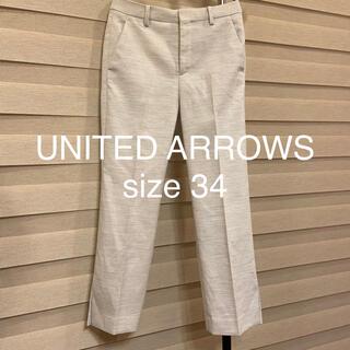 ユナイテッドアローズ(UNITED ARROWS)のユナイテッドアローズ UNITED ARROWS クロップド テーパード パンツ(クロップドパンツ)