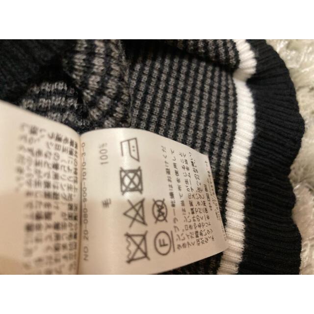 IENA(イエナ)の◆ ◆クリーニング済み◆ ◆2020aw◆ 3x3リブ Vネックプルオーバー レディースのトップス(ニット/セーター)の商品写真