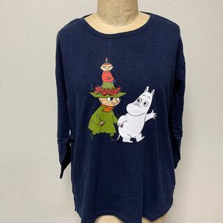 サマンサモスモス(SM2)のムーミン SM2  ロングTシャツ(Tシャツ(長袖/七分))