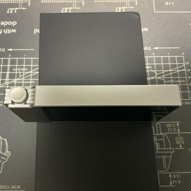 iriver(アイリバー)のAstell &Kern AK120II 可愛い's shopさん専用 スマホ/家電/カメラのオーディオ機器(ポータブルプレーヤー)の商品写真