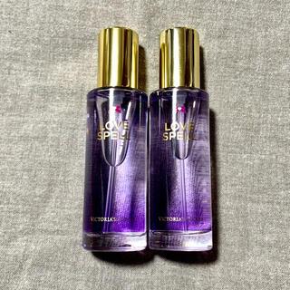 ヴィクトリアズシークレット(Victoria's Secret)のヴィクトリアシークレット LOVE SPELL オードトワレ(香水(女性用))