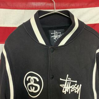 STUSSY - [✨激レア✨]90s オールドステューシー スタジャン