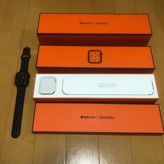 Apple Watch - Apple Watch series6 HERMES 44㎜