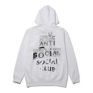 フラグメント(FRAGMENT)のAnti Social Social Club Fragment XL パーカー(パーカー)