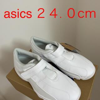 asics - ナースシューズ アシックス 24.0cm
