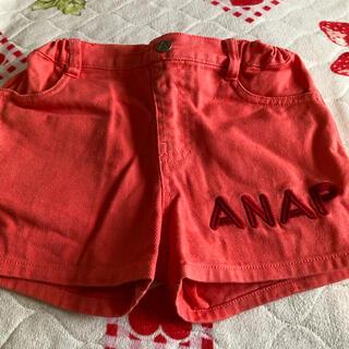 アナップキッズ(ANAP Kids)のANAP kids ショートパンツ 110サイズ(パンツ/スパッツ)