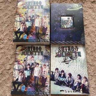 シャイニー(SHINee)のSHINee JULIETTE 初回限定盤A(K-POP/アジア)