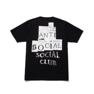 FRAGMENT - Anti Social Social Club Fragment Tシャツ XL