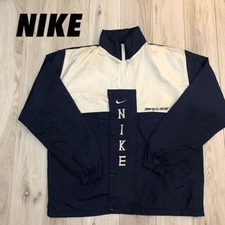 NIKE - NIKE レア商品 ナイロンジャケット