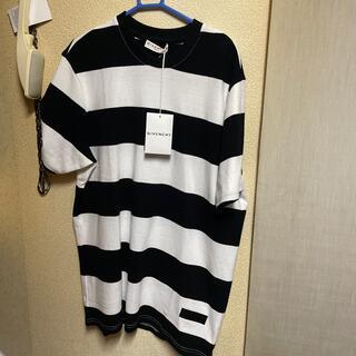 ジバンシィ(GIVENCHY)のGIVENCHY、ボーダーTシャツSサイズ新品未使用(Tシャツ/カットソー(半袖/袖なし))