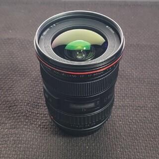 Canon - Canon EF 17-40mm f4L USM