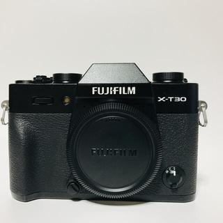 富士フイルム - FUJIFILM X-T30 ブラック