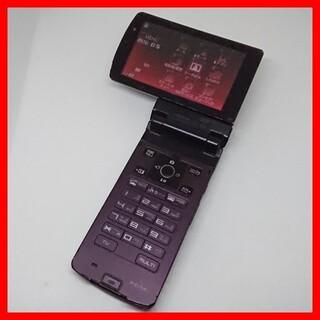 フジツウ(富士通)のFOMA F904i ヨコモーション 回転ガラケー 富士通(携帯電話本体)