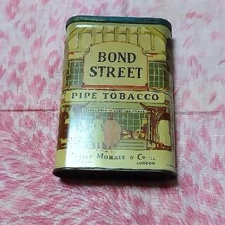 フィリップモリス(Philip Morris)のフィリップモリス タバコ 空き缶(タバコグッズ)