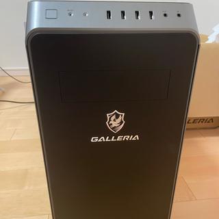 ゲーミングPC GALLERIA XA7R-R37