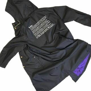 kolor - [9/19まで値下げ・即発送]kolor スタッフコート ネイビー サイズ2