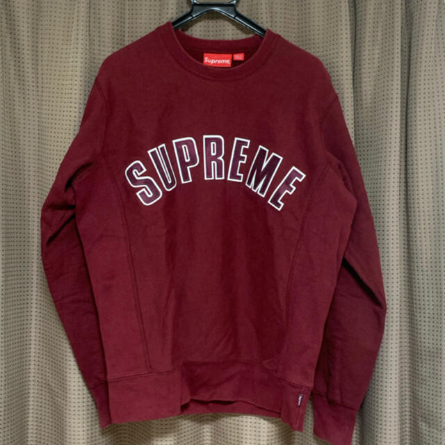 Supreme(シュプリーム)のsupreme スウェットトレーナー アーチロゴ M メンズのトップス(スウェット)の商品写真