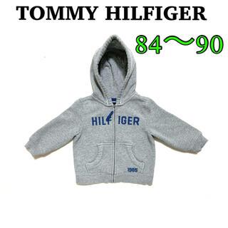 トミーヒルフィガー(TOMMY HILFIGER)のTOMMY HILFIGER  ベビー服 パーカー 2T   84〜90(ジャケット/上着)