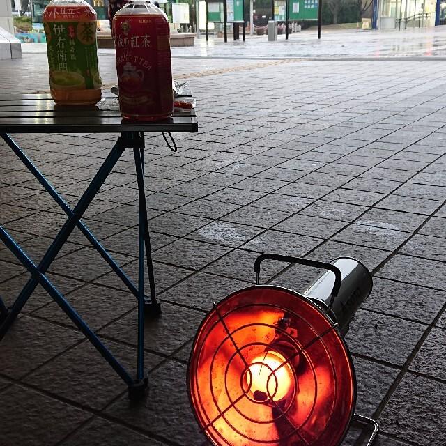 Iwatani(イワタニ)のイワタニ(Iwatani) カセットガス ジュニアヒーター CB-JRH-2 スポーツ/アウトドアのアウトドア(ストーブ/コンロ)の商品写真