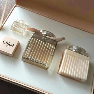 クロエ(Chloe)のクロエ 香水とクリームのセット(ボディクリーム)