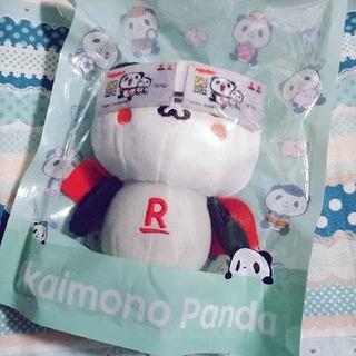 ラクテン(Rakuten)のお買いものパンダ ぬいぐるみ 楽天カード(ぬいぐるみ)