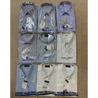 アクアスキュータム(AQUA SCUTUM)のアクアスキュータム 他 メンズ ドレスシャツ 長袖6点・半袖3点 セット(シャツ)