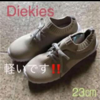 ディッキーズ(Dickies)の値下げ‼️Diekies☆超軽量スニーカー スリッポン//23センチ(スニーカー)