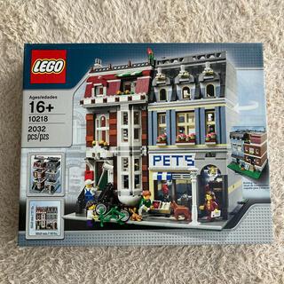 レゴ(Lego)の新品 美品 レゴ LEGO ペットショップ 10218 (積み木/ブロック)