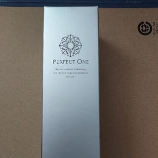 パーフェクトワン(PERFECT ONE)のパーフェクトワン モイスチャージェル2個、ホワイトニングローション1本(オールインワン化粧品)