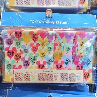 Disney - ディズニーバルーン巾着  ディズニーリゾートバルーン巾着