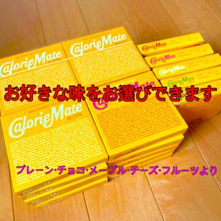 大塚製薬 - 【まとめ買い】カロリーメイト 4本入り×20箱 おやつ 非常食 保存食