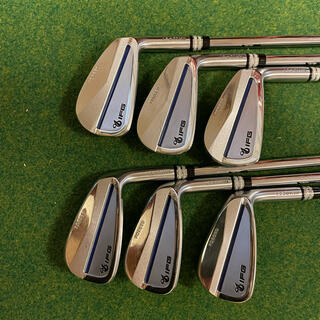 TaylorMade - IFG LS☆01HM 5i〜P DGs200