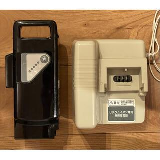 Panasonic - Panasonic 電動自転車 バッテリー NKY491B02B 充電器
