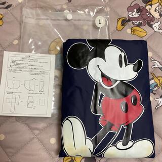 ディズニー(Disney)のミッキー レインポンチョ(ポンチョ)
