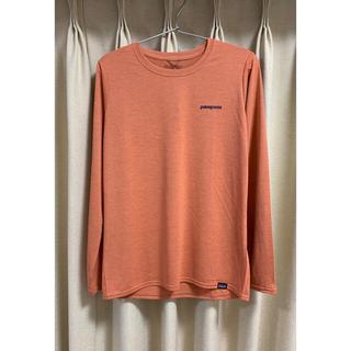 パタゴニア(patagonia)のパタゴニア patagonia W's ロングスリーブシャツ(Tシャツ(長袖/七分))