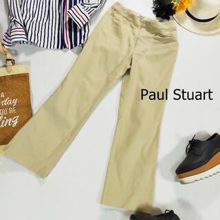 ポールスチュアート(Paul Stuart)のポールスチュアート カジュアルパンツ サイズ4 XL ベージュ 三陽商会(カジュアルパンツ)