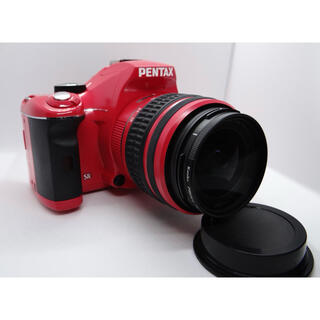 PENTAX - ペンタックス k-x⭐️Wi-Fiでスマホへ転送⭐️❤️初心者用キット❤️