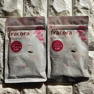 フラコラ(フラコラ)のフラコラプラセンタ粒 2袋(その他)