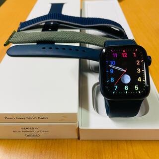 Apple - 【おまけセット】Apple Watch Series6 GPS 40mm
