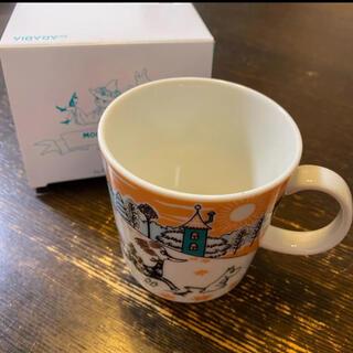 アラビア(ARABIA)の新品未使用 ムーミンバレーパーク限定 ARABIA マグカップ(食器)