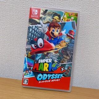ニンテンドウ(任天堂)のスーパーマリオ オデッセイ Switch(家庭用ゲームソフト)