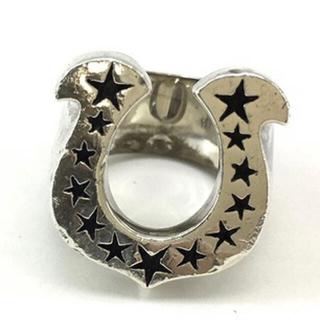 テンダーロイン(TENDERLOIN)の14号TENDERLOIN Horse Shoe Ringホースシューリング(リング(指輪))
