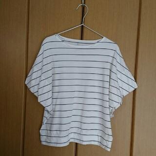 MUJI (無印良品) - 無印良品 ドルマンスリーブTシャツ