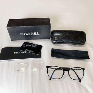 CHANEL - CHANEL 3281 ブラックメガネフレーム 眼鏡