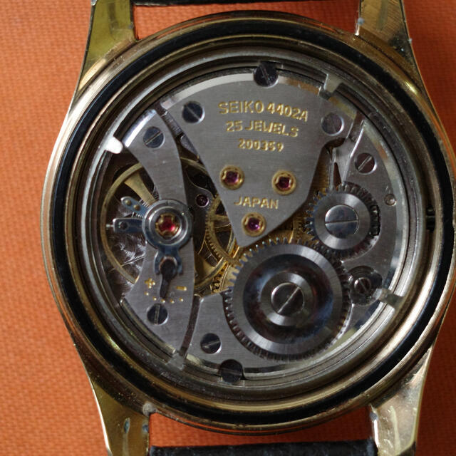 SEIKO(セイコー)のキングセイコー44 02-800 メンズの時計(腕時計(アナログ))の商品写真