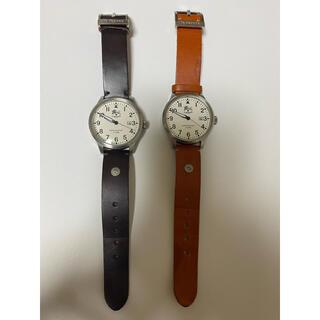 IL BISONTE - イルビゾンテ ペア 腕時計