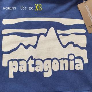パタゴニア(patagonia)のパタゴニア グレー ウィメンズ USサイズ XS パーカー フーディ トップス(パーカー)