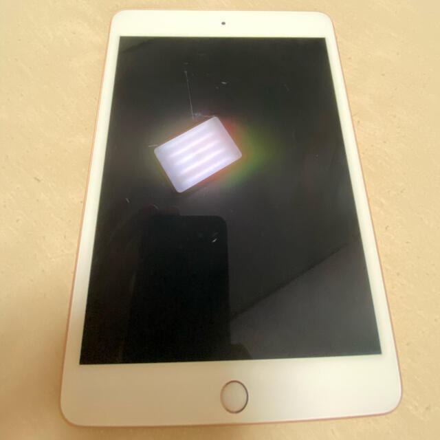 Apple(アップル)のipad mini 第5世代 wifi モデル 64GB 細かい傷あり スマホ/家電/カメラのPC/タブレット(タブレット)の商品写真